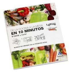 LIBRO RECETAS 10 MINUTOS