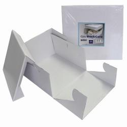 Caja para Tarta 27,5x27,5x15cm